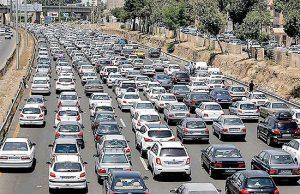 استفاده از کولر در ترافیک