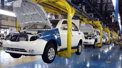 کارخانه خودرو سازی