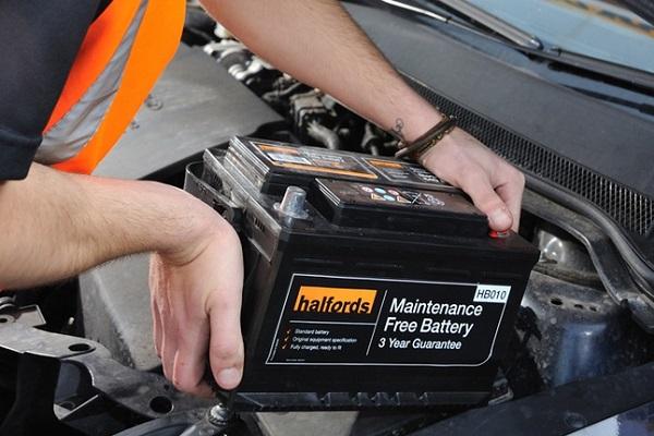 باتری اتمی یا خشک